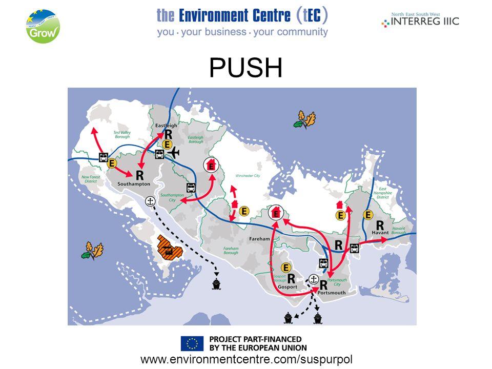 www.environmentcentre.com/suspurpol PUSH