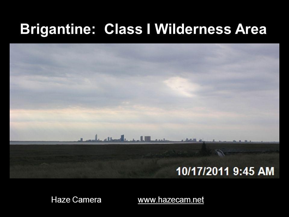 35 Brigantine: Class I Wilderness Area Haze Camera www.hazecam.net