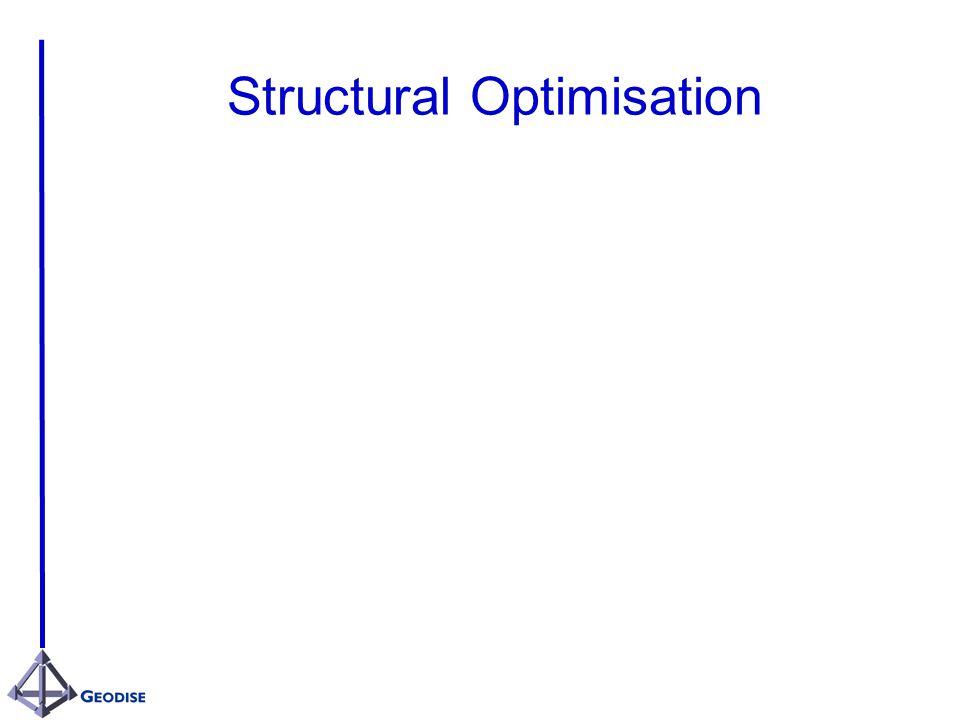 Structural Optimisation