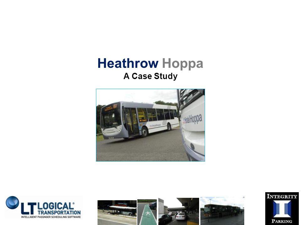 Heathrow Hoppa A Case Study