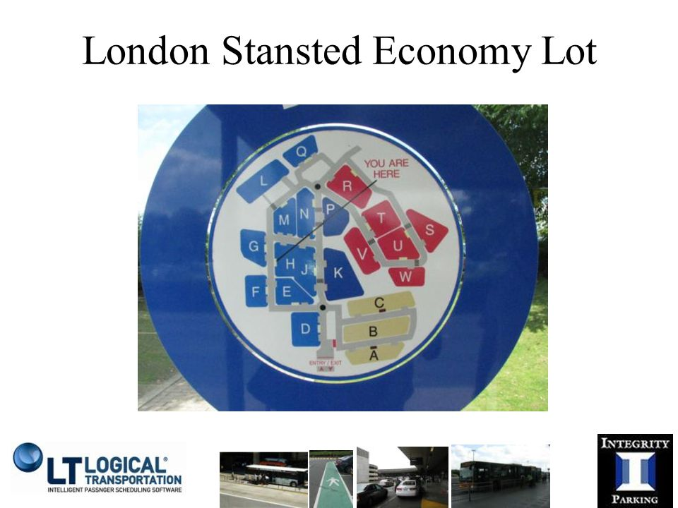 London Stansted Economy Lot