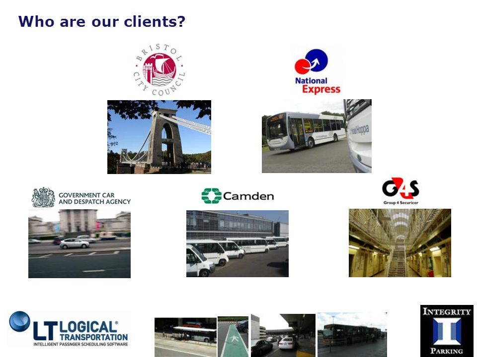 Who are our clients