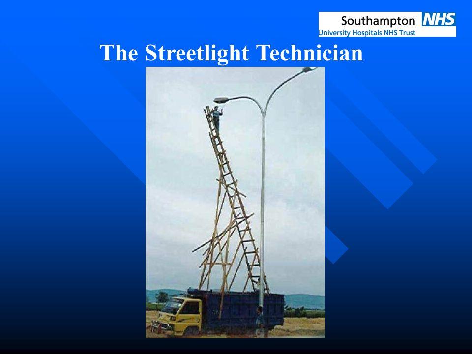 The Streetlight Technician