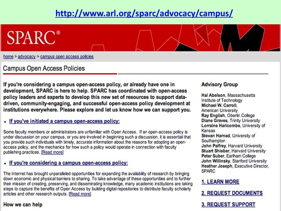 Copenhagen Sep 3 http://www.arl.org/sparc/advocacy/campus/