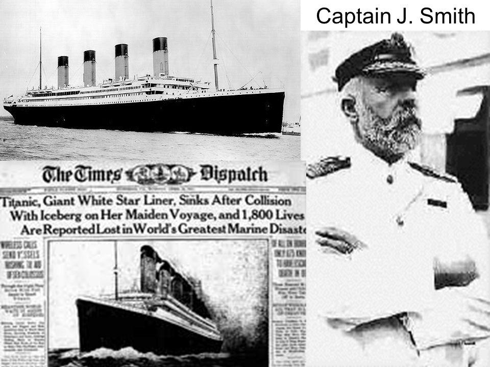 Captain J. Smith