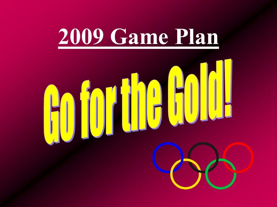 2009 Game Plan