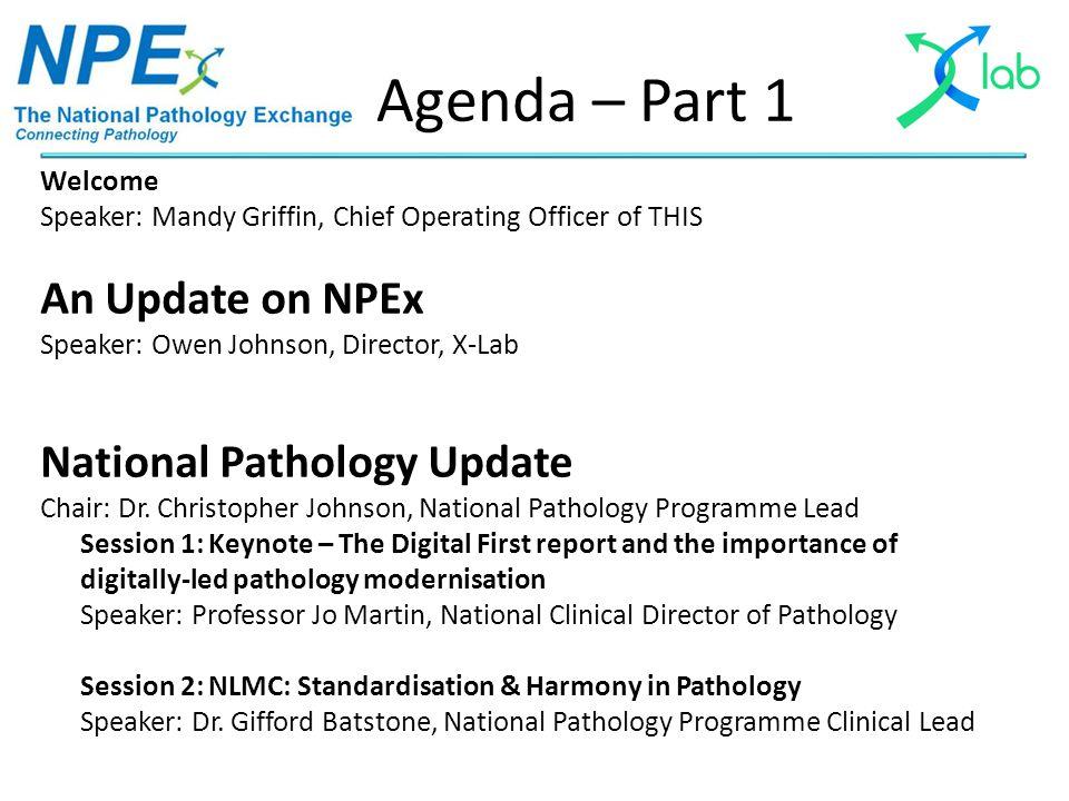 Past... 2001 Dr Rick Jones NHS Pathologist Lecturer, University of Leeds