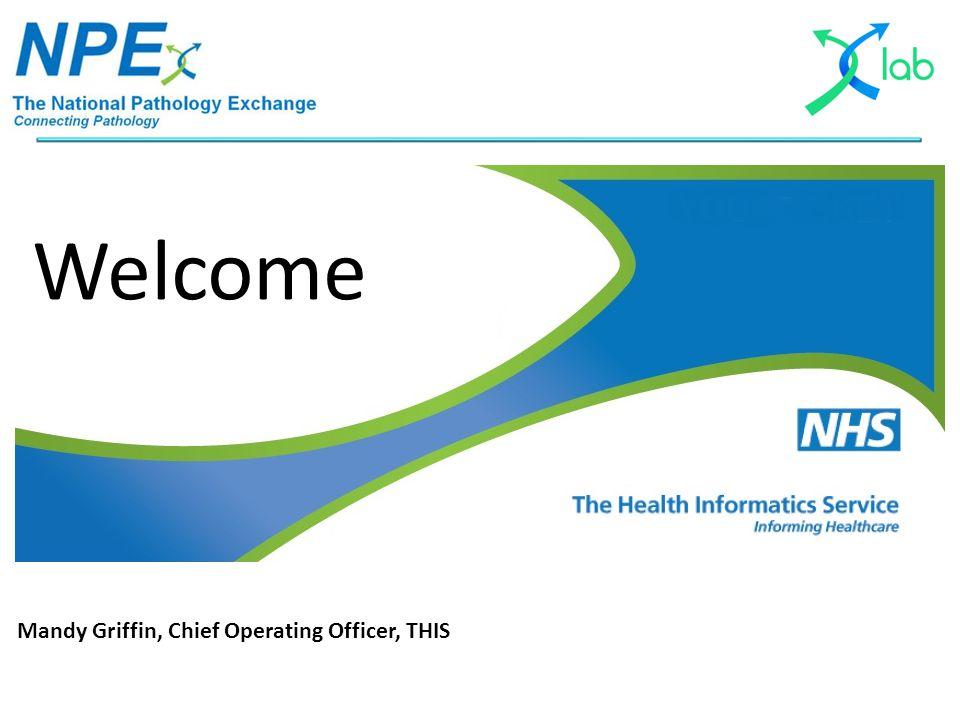 NPEx Open Forum Jeff Seniviratne, Greater Manchester Pathology Network