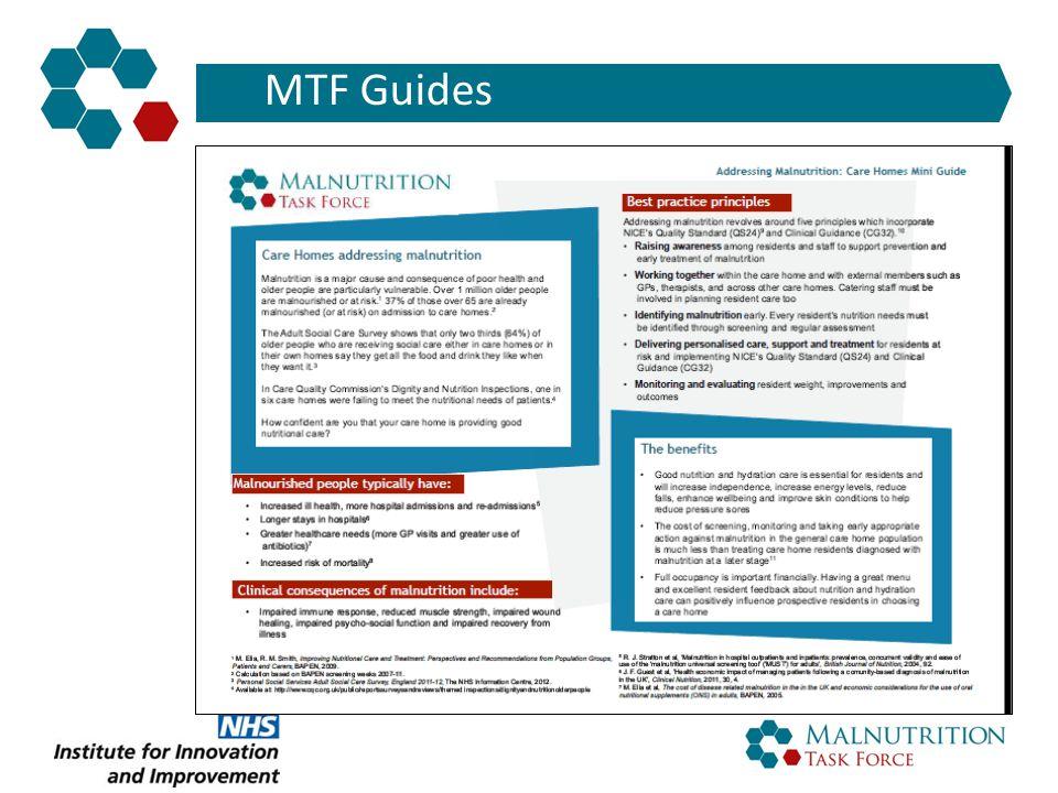 MTF Guides