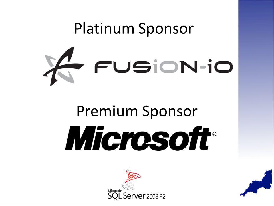 Platinum Sponsor Premium Sponsor