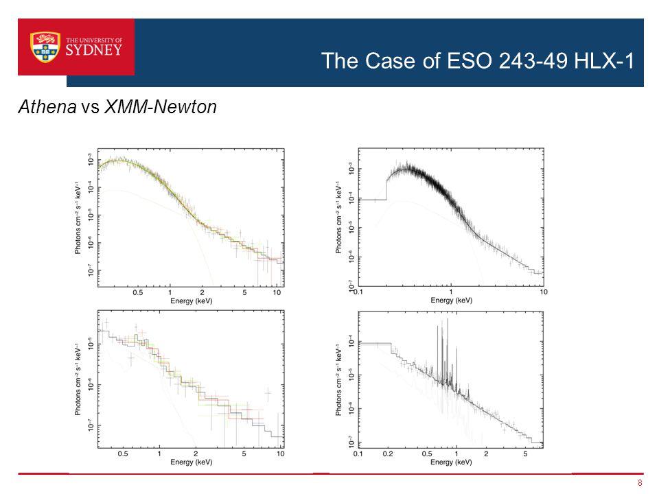 19 Composite 6-band HST image (Farrell et al. 2011, in prep) HLX-1 The Case of ESO 243-49 HLX-1