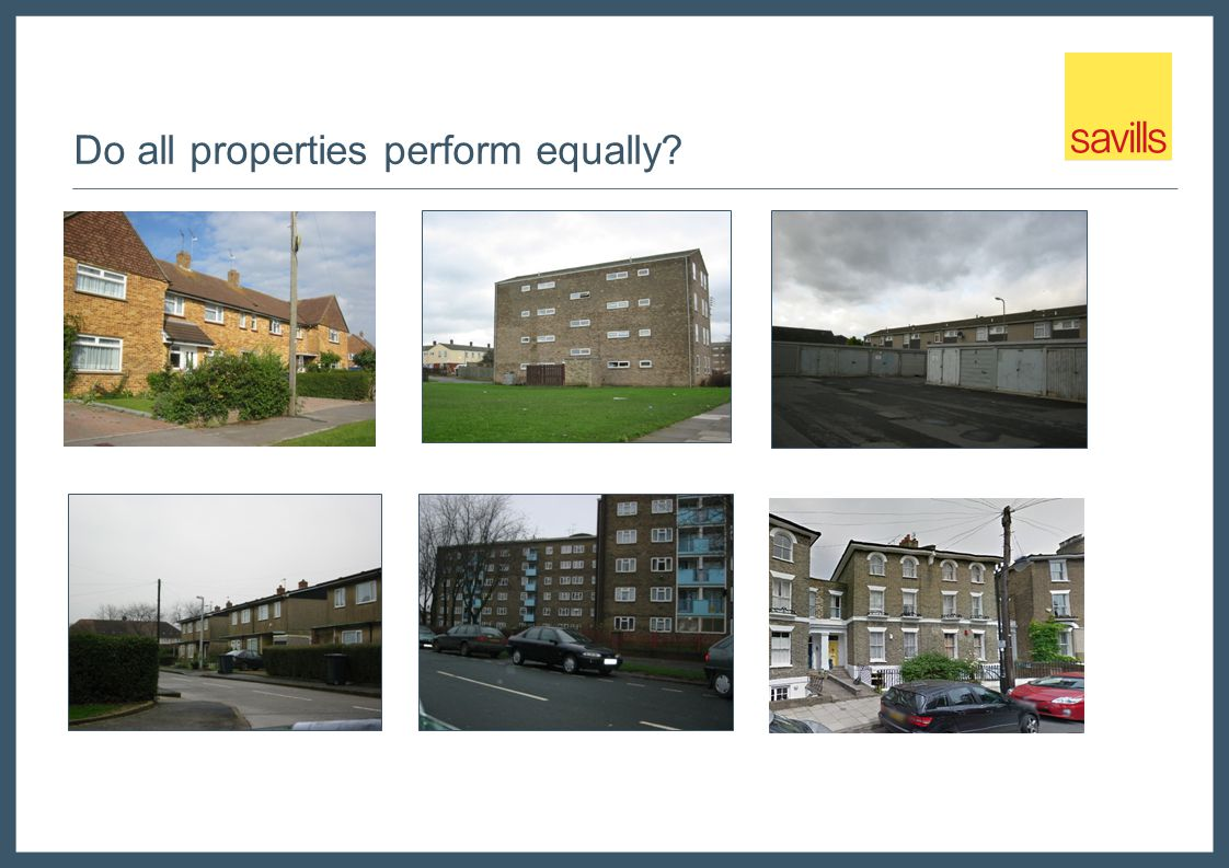 Do all properties perform equally
