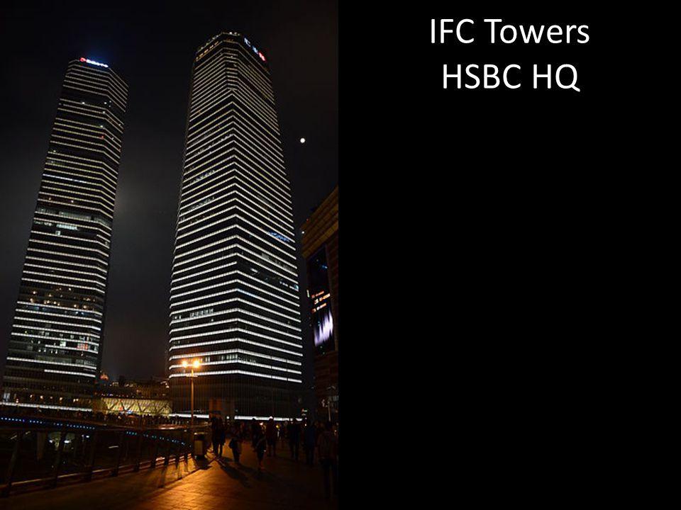 IFC Towers HSBC HQ