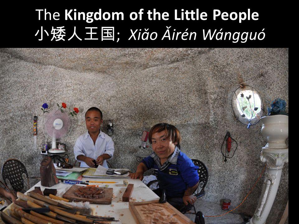 The Kingdom of the Little People 小矮人王国 ; Xiǎo Ǎirén Wángguó