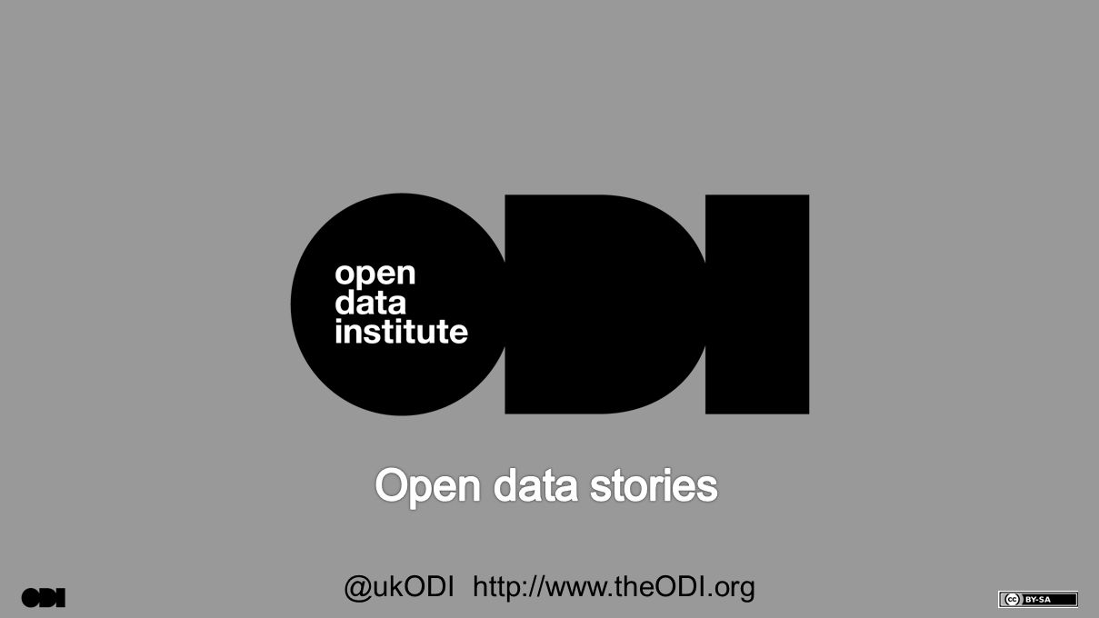 Catalyse the evolution of open data culture to create economic, environmental, and social value
