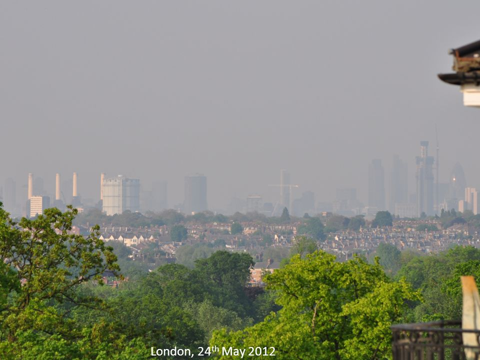 London, 24 th May 2012