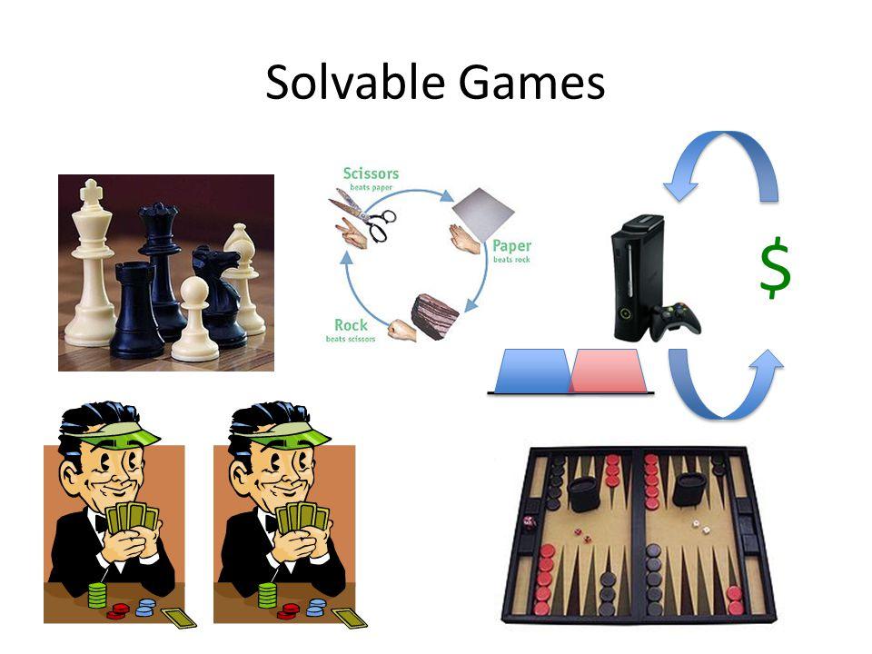 Solvable Games $
