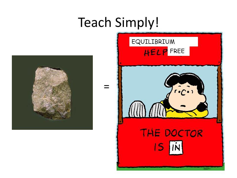Teach Simply! EQUILIBRIUM FREE =