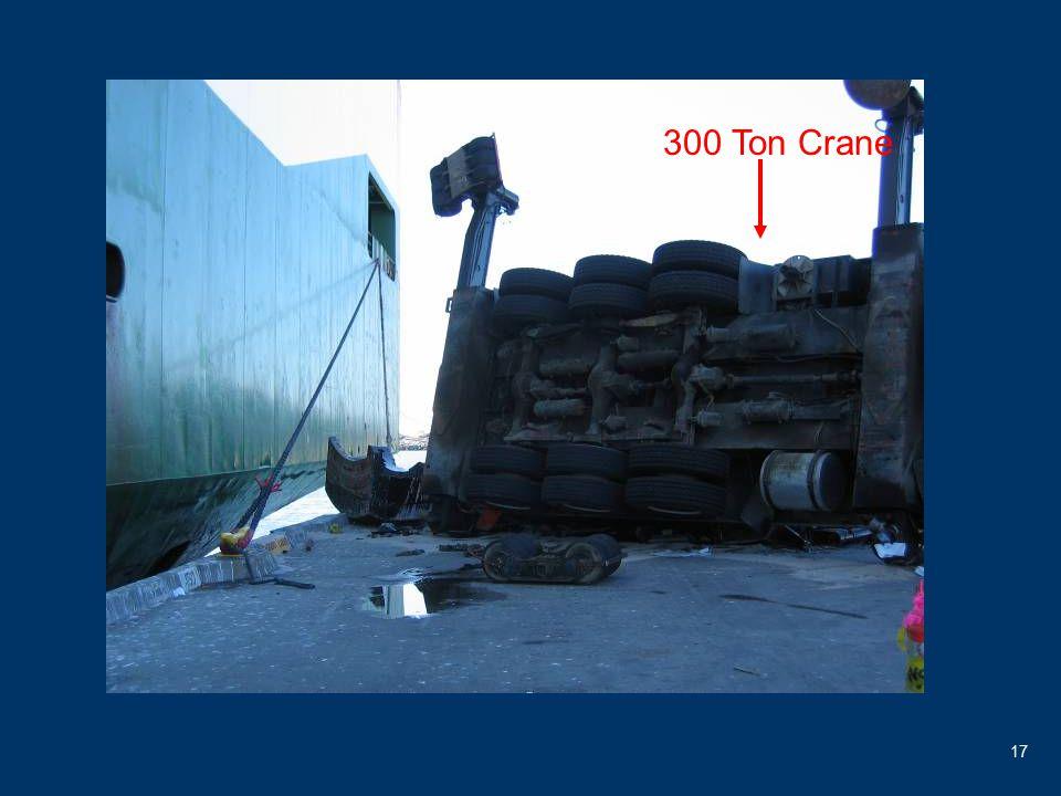 17 300 Ton Crane