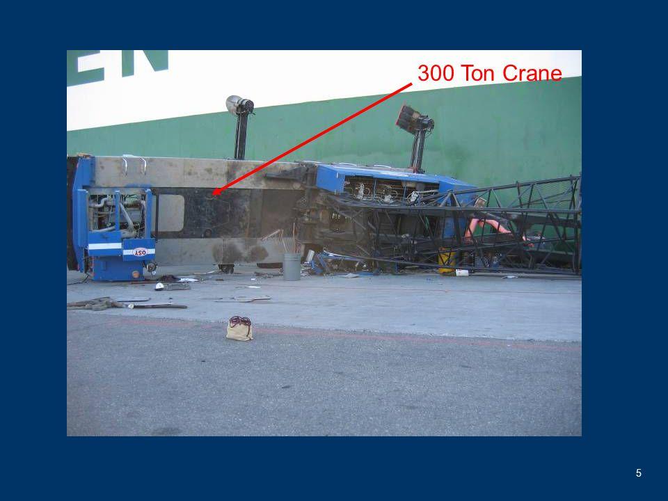 5 300 Ton Crane