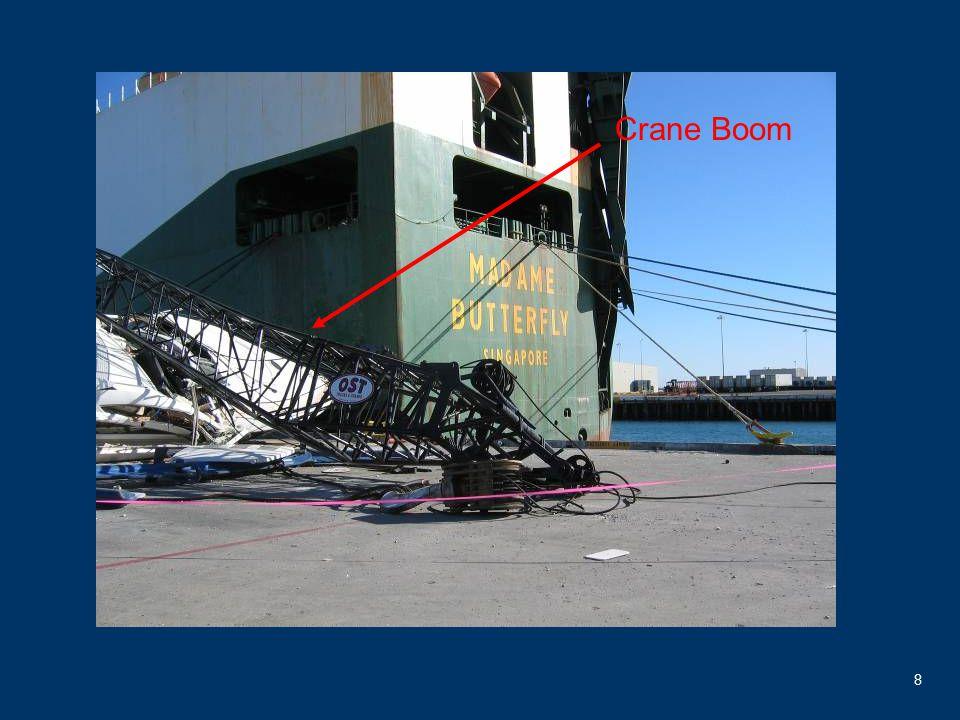 8 Crane Boom