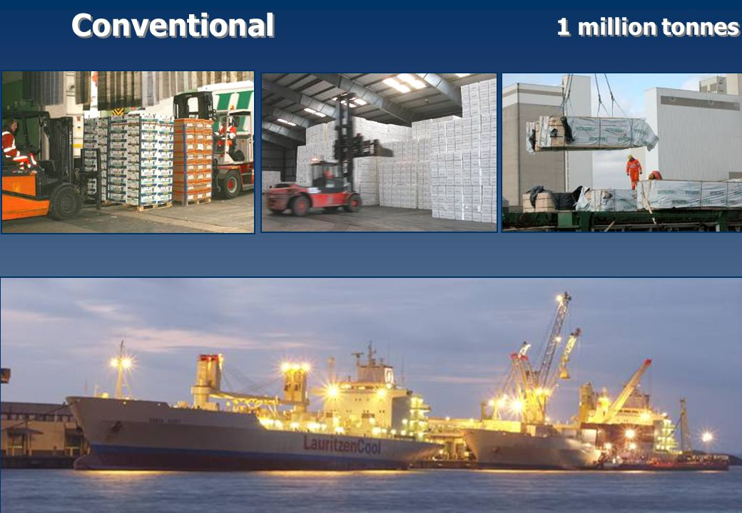 Conventional 1 million tonnes