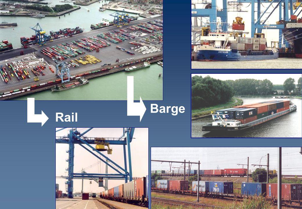 Rail Barge