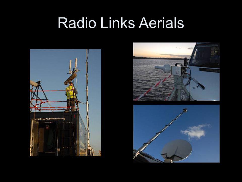 Radio Links Aerials