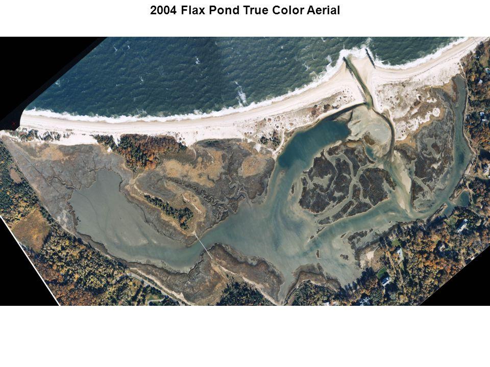 2004 Flax Pond True Color Aerial