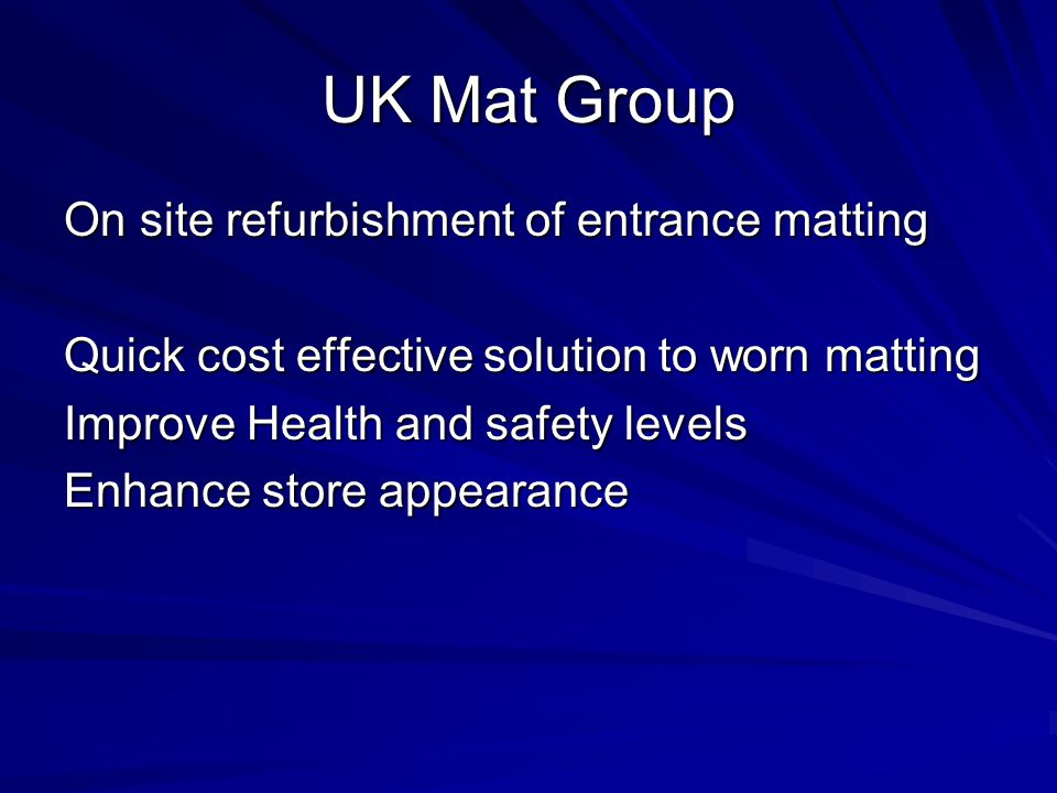 M&S Head Office Paddington Matting manufactured and installed by UK Mat Group