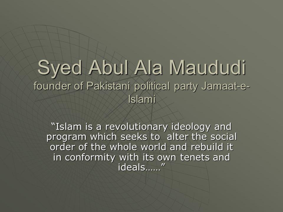 What is the evolution of Islamic terrorist organizations?