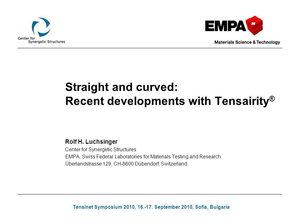 BC: Determination of H Tensairity beam: Analytical model