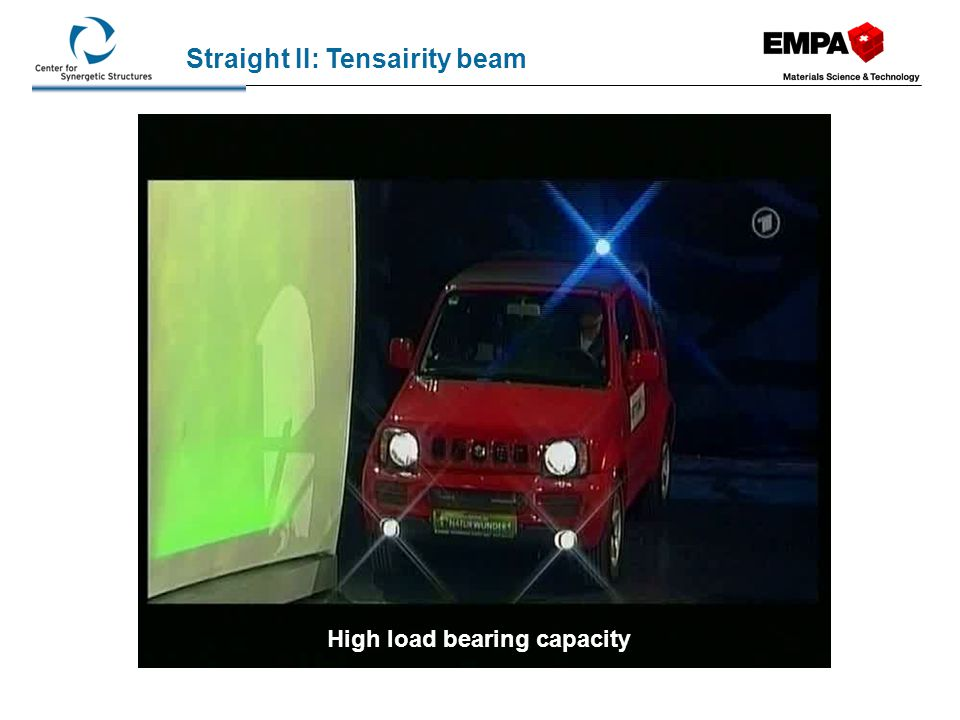 Beam on elastic foundation with compressive forces k = ? Tensairity beam: Analytical model