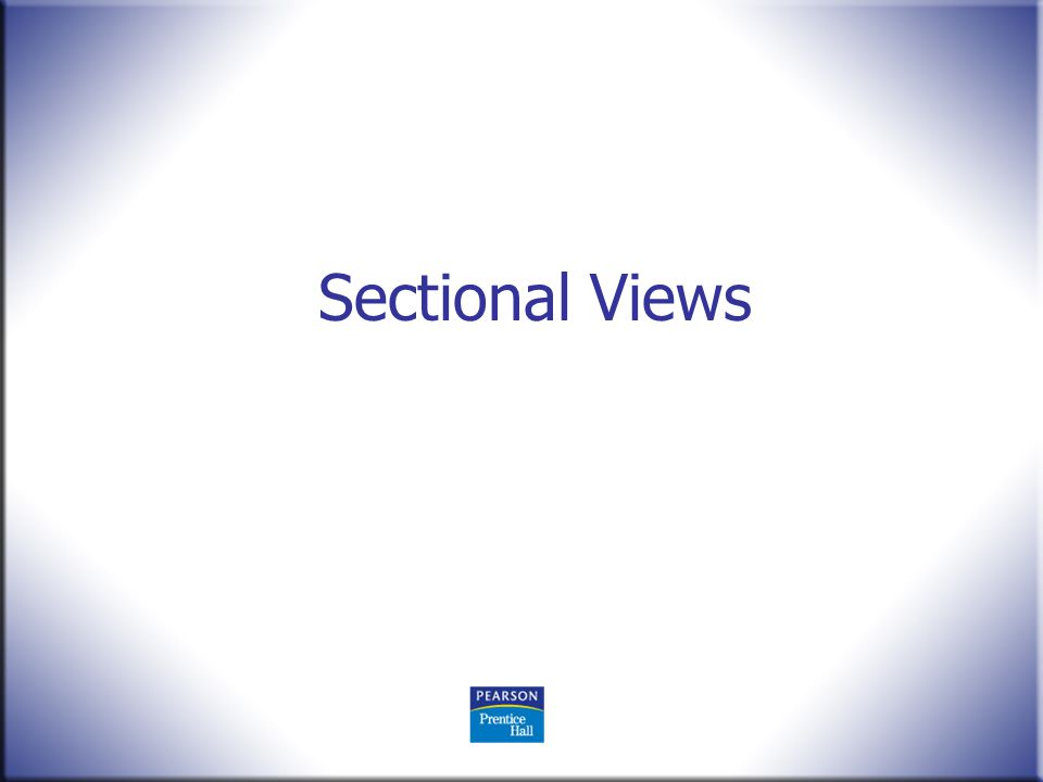 Sectional Views