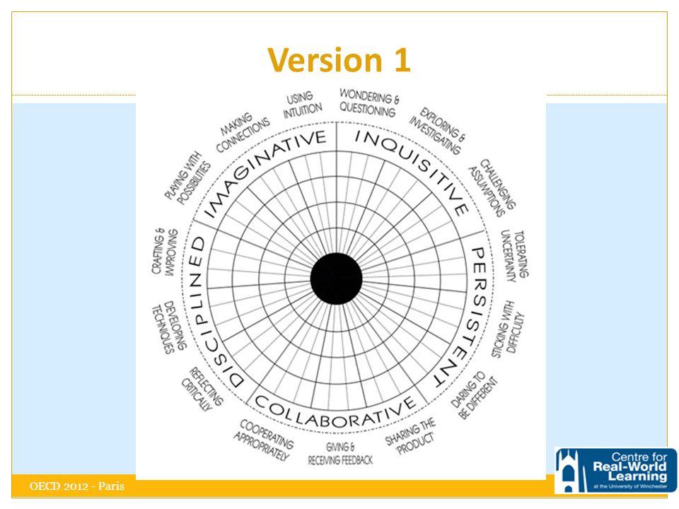 Version 1 OECD 2012 - Paris
