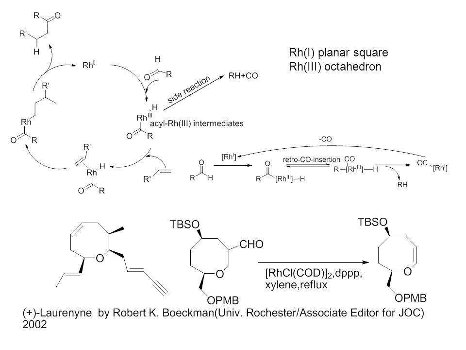 1.Activation of sp2 C-H bond Science, 2009, 323, 1593 Yuzo Fujiwara, Science 2000,287, 1992