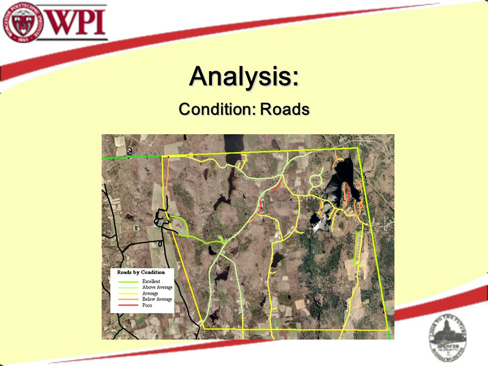 Analysis: Condition: Roads