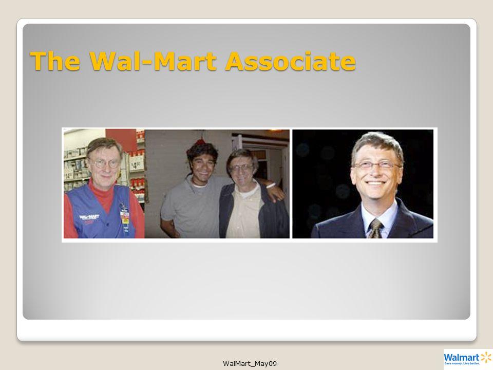 The Wal-Mart Associate