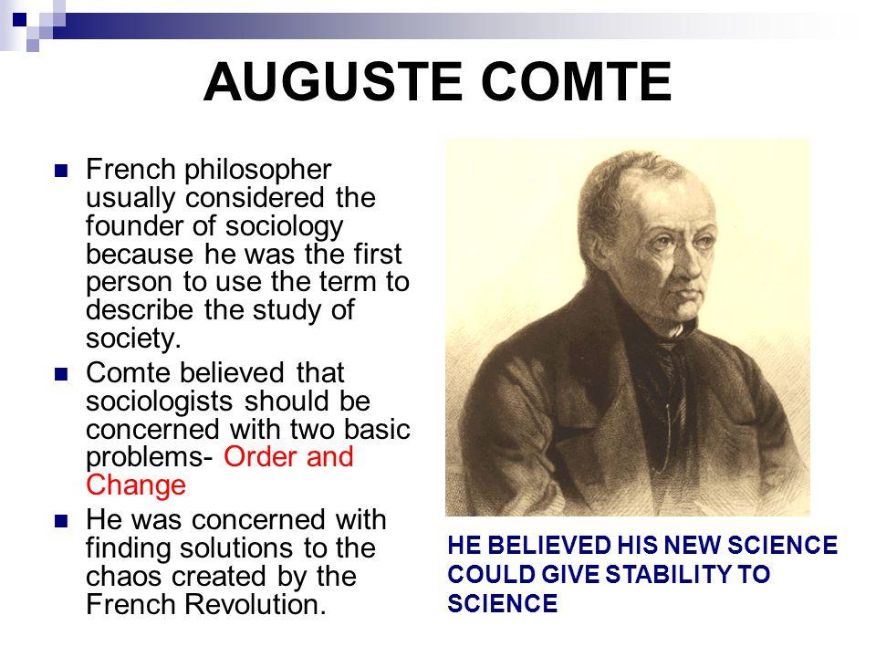 Sociology term?