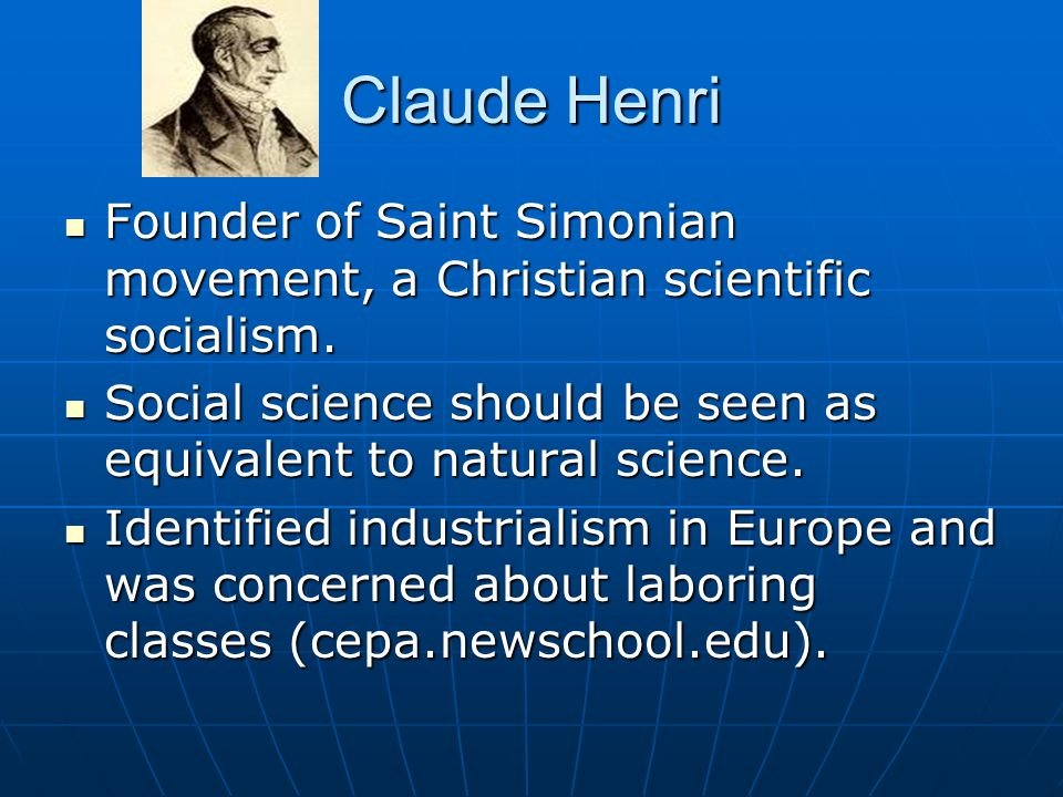 Industrialism Economy: most important social structure.