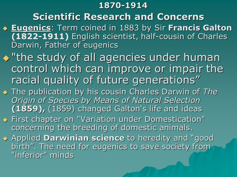 Social Darwinism and Spencer  The theory was chiefly expounded by Herbert Spencer (1820-1903) English philosopher, biologist, sociologist and prominent political theorist of the Victorian era  Spencer s ideas (evolutionary progressivism) stemmed from reading Thomas Malthus  His later theories were influenced by those of Darwin (adaptation and natural selection).