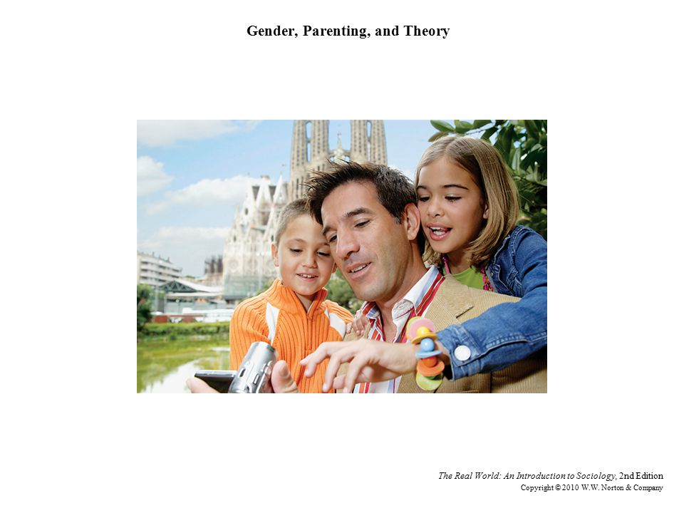 Gender, Parenting, and Theory The Real World: An Introduction to Sociology, 2nd Edition Copyright © 2010 W.W.