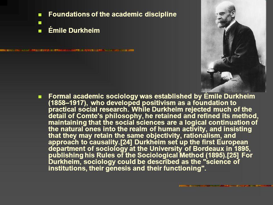 Did Emile Durkheim ever write about child development?