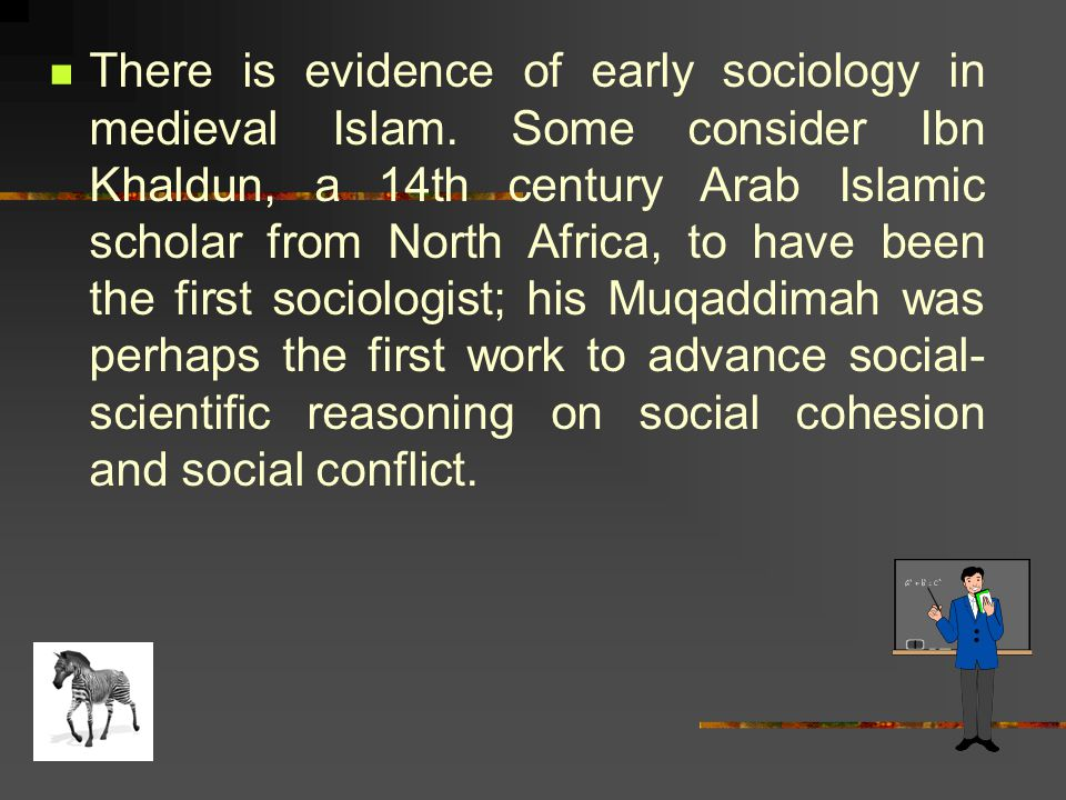 Sociology quickly evolved as an academic response to the perceived challenges of modernity, such as industrialization, urbanization, secularization, and the process of rationalization .