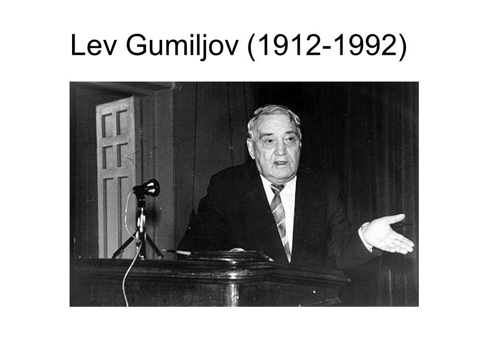 Lev Gumiljov (1912-1992)