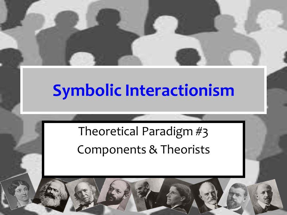Symbolic Interactionists George Herbert Mead Herbert Blumer Erving Goffman Howard Becker