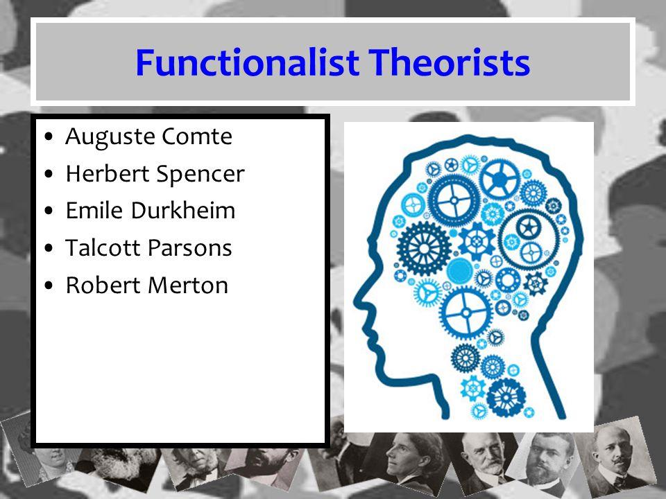 Auguste Comte Comte coined the term sociology.