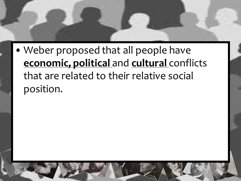 Max Weber-The Functionalist.In other ways, Weber appeared to take a more functional approach.