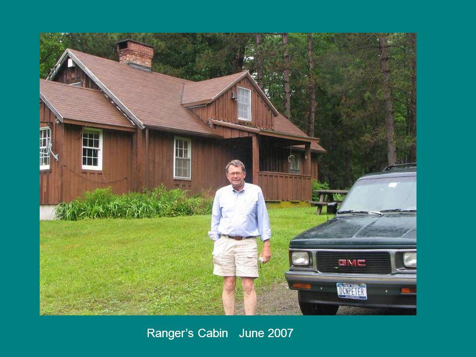 Ranger's Cabin June 2007