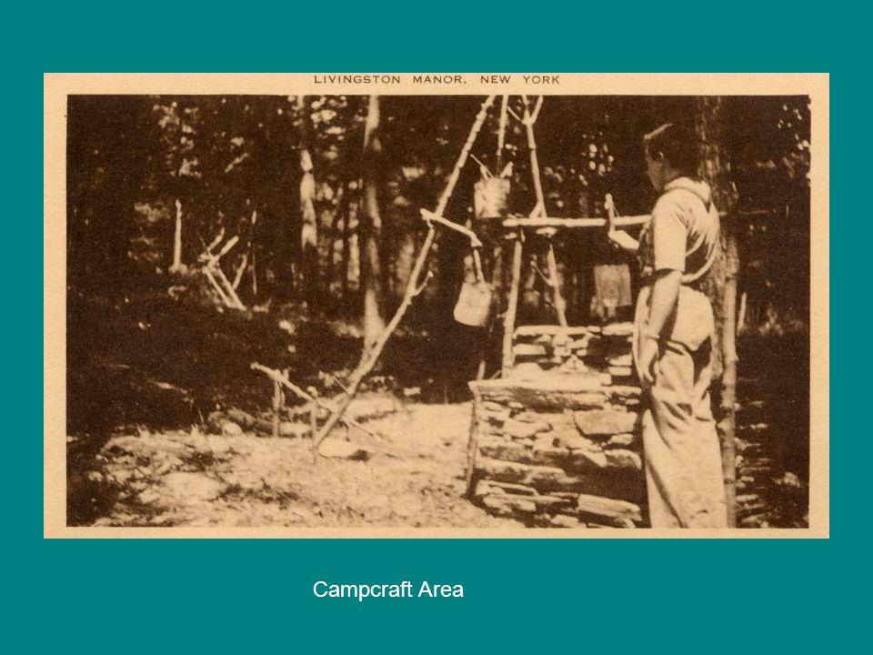 Campcraft Area